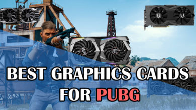 Best Graphics Cards for PUBG