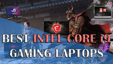 Best Intel Core i9 Gaming Laptops