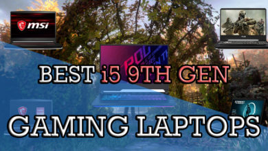 Photo of Best i5 Gaming Laptops- Core i5 9th Gen