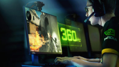 Photo of Nvidia releases G-SYNC eSports monitors with up to 360Hz Refresh Rate
