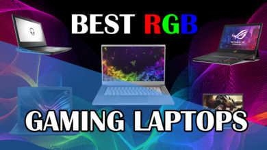 Photo of Best RGB Gaming Laptop 2020