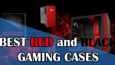 Photo of Best Red and Black PC Cases