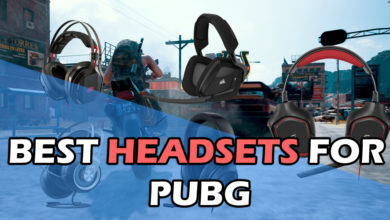 Best Headsets for PUBG