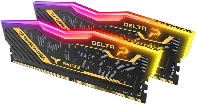 TEAMGROUP T-Force Delta TUF DDR4 16 Go