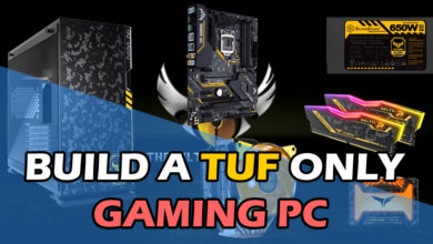 Photo of Build a TUF Only Gaming PC
