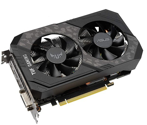 ASUS TUF Gaming GTX 1650 Super 4GB
