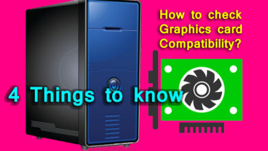 Photo of How to know if a graphics card is compatible with your PC