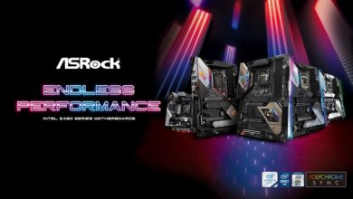 Photo of ASRock launches 4000 series motherboards for Intel 10th gen processors