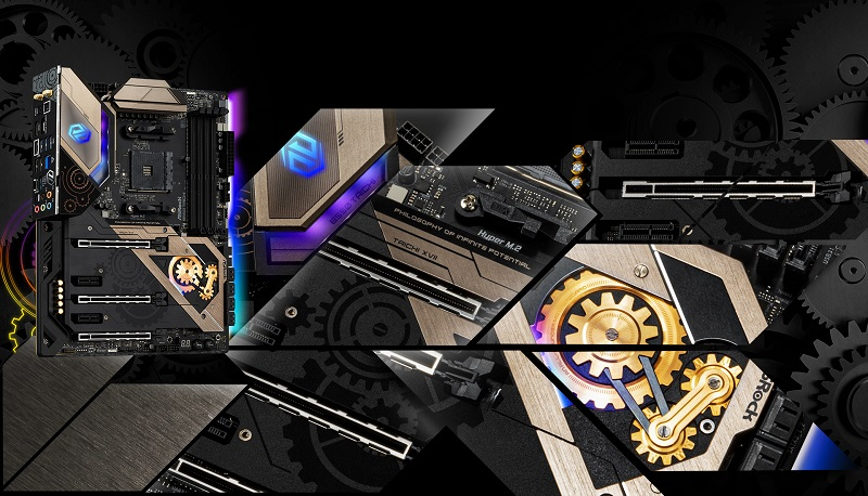 ASRock Launches B550 Motherboard 3