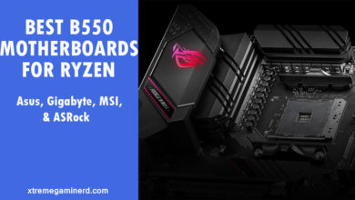 Photo of 6 Best B550 Motherboards from Asus, Gigabyte, ASRock and MSI