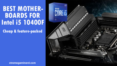 Photo of Best Motherboards for Intel Core i5 10400F
