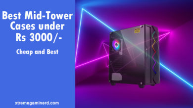 Photo of Best mid-tower cases under Rs 3000 in 2020