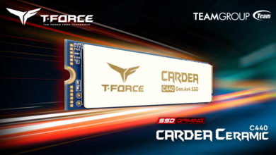 Photo of TEAMGROUP to release T-FORCE CARDEA Ceramic C440 SSD