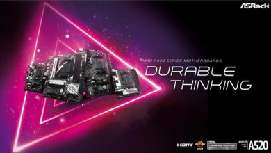Photo of ASRock launches A520 chipset motherboards