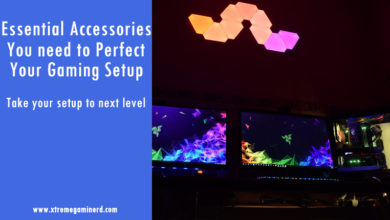 Photo of 21 essential and beautifying gaming setup accessories
