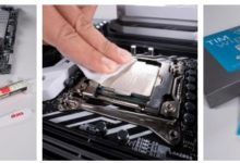 Photo of Clean your thermal paste with the new TIM Wipes