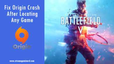 Fix Origin Crash