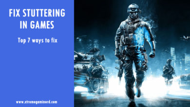 Photo of 7 ways to fix stuttering in games