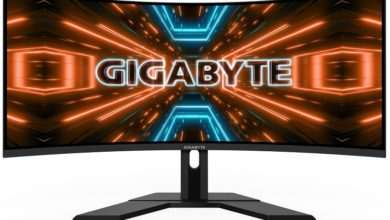 Photo of Gigabyte launches amazing 34-inch 144Hz monitor- G34WQC