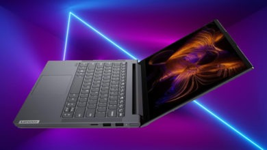 Photo of Lenovo's Yoga Slim 7i laptops with 10th Gen i5 and i7 processors launched