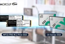 Photo of TEAMGROUP releases MP33 PRO PCIE SSD and CX Series  SSD