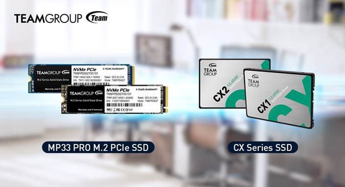 MP33 Pro and CX SSD