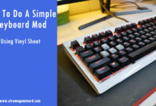 Photo of How to do a simple keyboard mod