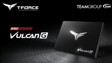 Photo of Teamgroup launches a high-performance gaming SSD- T-FORCE VULCAN G