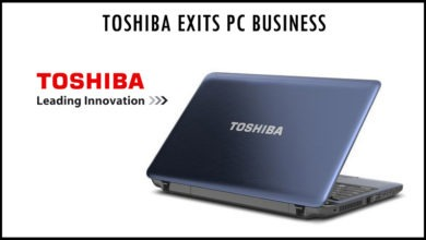 Photo of Toshiba pulls out of laptop business and transfers stake to Sharp