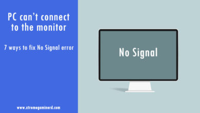 Photo of PC can't connect to monitor? Try these 7 fixes