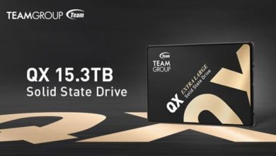 Photo of Teamgroup launches a monster 15.3TB SATA SSD