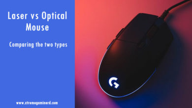 Photo of Laser vs Optical mouse- 6 key differences
