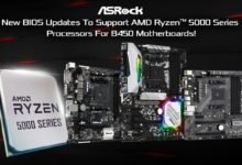 Photo of ASRock adds BIOS support to B450 motherboards