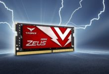 Photo of TEAMGROUP launches ZEUS series gaming memory
