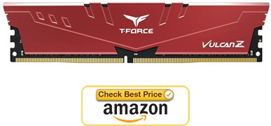 TEAMGROUP T-Force Vulcan Z 3000MHz