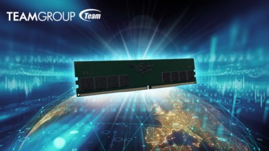 Photo of TeamGroup to release Elite series DDR5 memory in 2021
