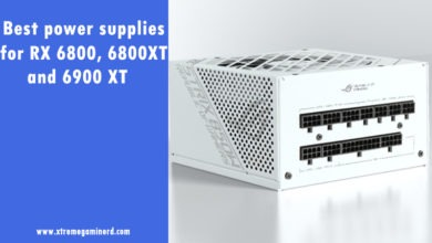 Photo of 5 Best power supplies for RX 6800, 6800 XT and 6900 XT