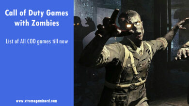 Call of Duty with Zombies