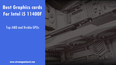 Graphics cards for i5 11400F