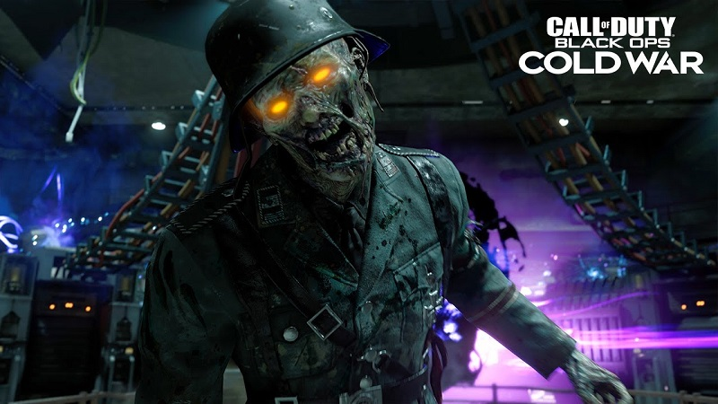 call of duty zombies cold war