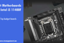 motherboards for i5 11400F