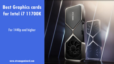 graphics card for i7 11700K