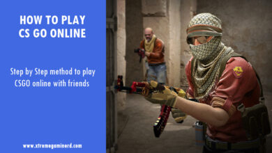 How to Play CSGO Online