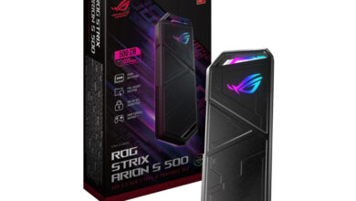 Asus Arion S500